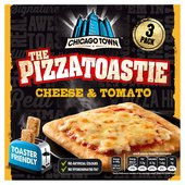 Chicago Town The Pizza Toastie Cheese & Tomato 3 Pack