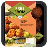 Morrisons Free From Moroccan Falafel