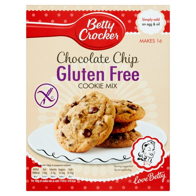 Gluten Free Cake Mix Morrisons