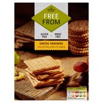 Morrisons Free From Cheese Crackers