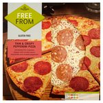 Morrisons Pepperoni Gluten Free Pizza