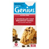 Genius Oat And Choc Chip Bakes