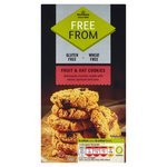 Morrisons Free From Fruit & Oat Cookies