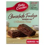 Betty Crocker Gluten Free Chocolate Fudge Brownie Mix