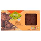 Morrisons Free From Ginger Cake
