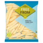 Morrisons Free From Homestyle Chips