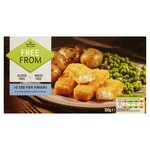 Morrisons Free From 10 Cod Fish Fingers