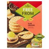 Morrisons Free From Original Crackers