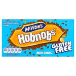 Mcvities Gluten Free Milk Choc Hobnobs