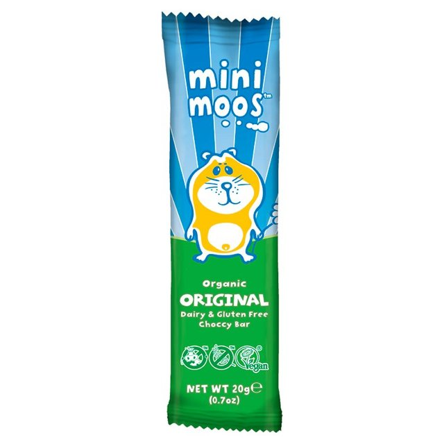 Mini Moos Original Organic Bar