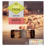 Morrisons Free From Multigrain & Red Fruits Bar