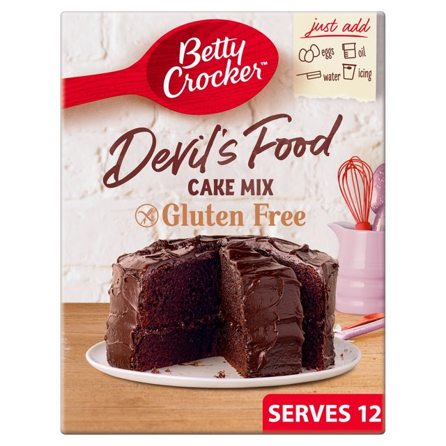 Betty Crocker Gluten Free Velvety Chocolate Icing