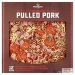Morrisons Pulled Pork Smokehouse Pizza