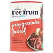 Morrisons Free From Beef Gravy Granules