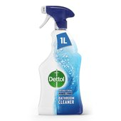 Dettol Power & Pure Advance Bathroom