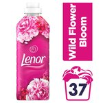 Lenor Wild Flower Bloom Scent Fabric Conditioner 37 Washes