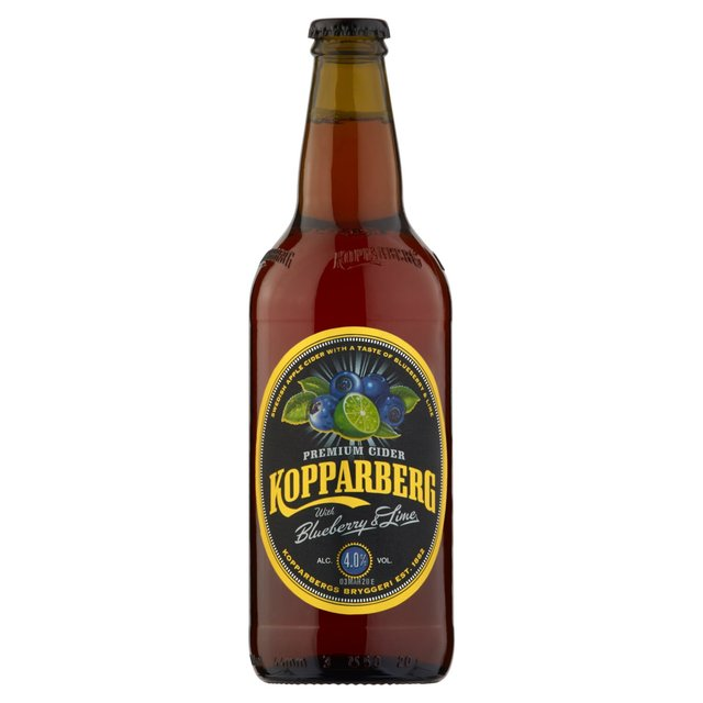 Kopparberg Blueberry & Lime