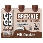 Up & Go Brekkie Milk Chocolate