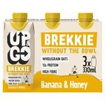 Up & Go Brekkie Banana & Honey