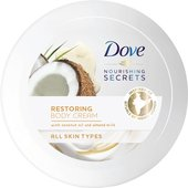 Dove Coconut oil and Almond Milk Body Lotion