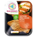 Haloodies Southern Fried Chicken Fillets
