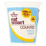 Morrisons Eat Smart Natural Yogurt