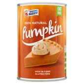 Baking Buddy Natural Pumpkin