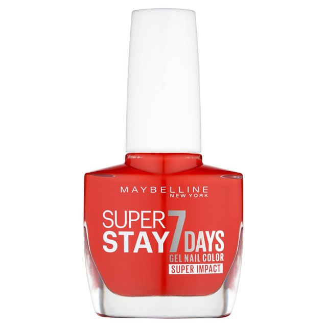 Maybelline Super Stay 7 Day Gel Nail 885 Pink Goes On