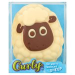 Morrisons White Chocolate Sheep
