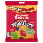 Maynards Bassetts Wine Gums 400G