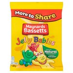 Maynards Bassetts Jelly Babies 400G