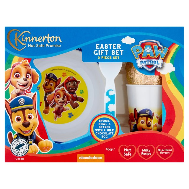 Morrisons kinnerton paw patrol easter gift set 45gproduct kinnerton paw patrol easter gift set negle Image collections