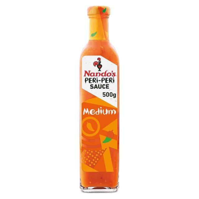 Nando's Peri Peri Sauce Medium