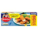 Birds Eye 28 Omega 3 Fish Fingers