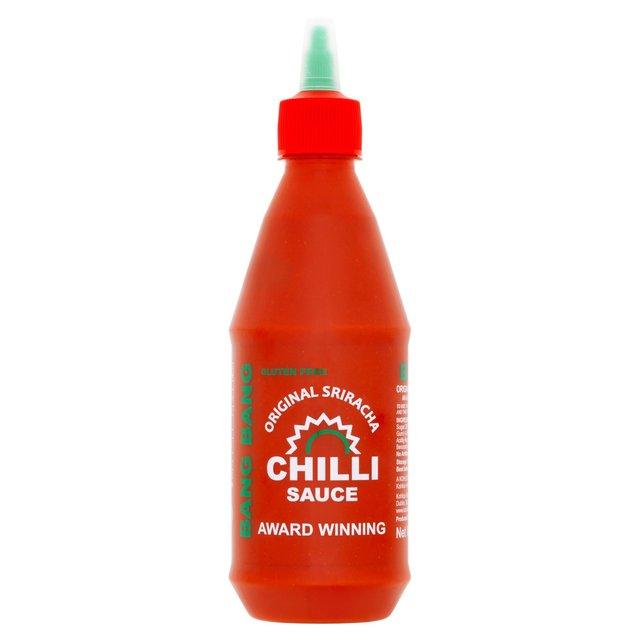 Bangthai Original Sriracha Hot Chilli Sauce