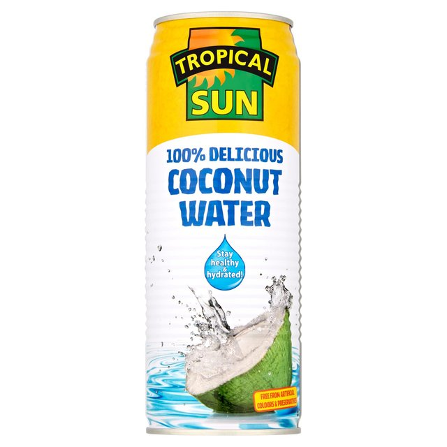 Tropical Sun 100% Natural Coconut Water