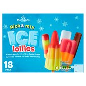 Morrisons Pick & Mix Lollies 18 Pack