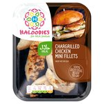 Haloodies Chargrilled Chicken Mini Fillets