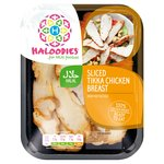 Haloodies Sliced Chicken Tikka Breast