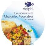 Delphi Couscous With Chargrilled Vegetables And Olive Oil