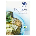 Delphi Dolamdes 5 Stuffed Vine Leaves