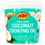 KTC 100% Pure Coconut Cooking Oil