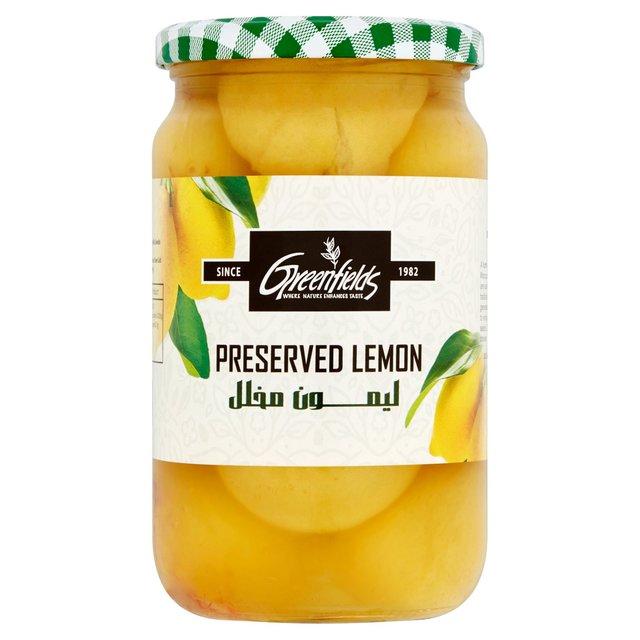 Greenfields Preserved Lemons