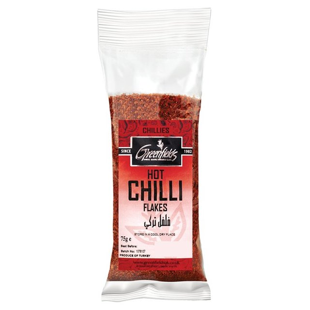 Greenfields Turkish Chilli Flakes