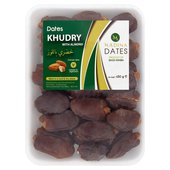 Madina Khudry Dates With Almonds