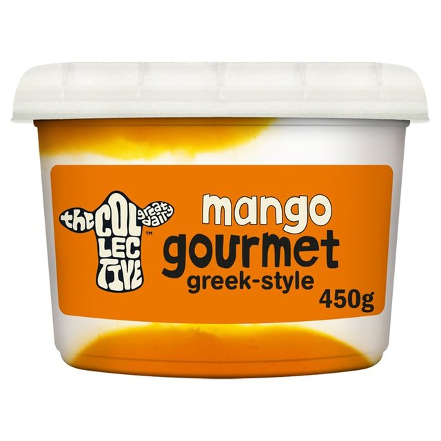 The Collective Mango Gourmet Live Yoghurt