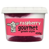 The Collective Raspberry Gourmet Live Yoghurt