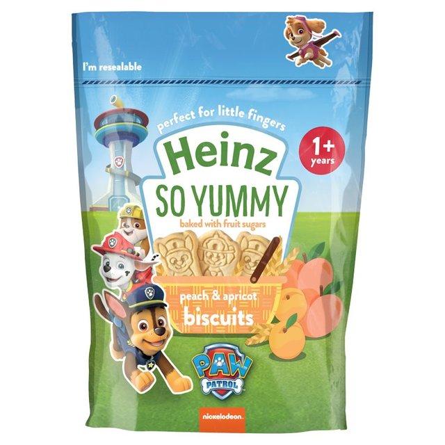 Heinz Eat & Play Peach & Apricot