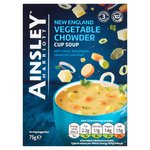 Ainsley Harriot New England Vegetable Chowder Cup Soup