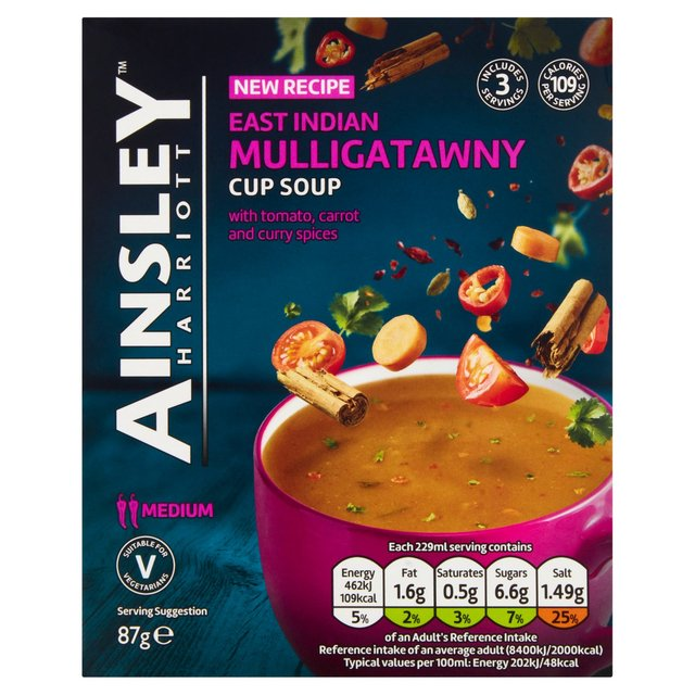 Ainsley Harriot Eat Indian Mulligatawny Cup Soup